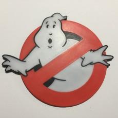 Ghostbusters Logo Coaster