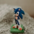 Sonic print image
