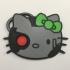 'Hello Borgy' Coaster primary image