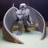 Goliath from Gargoyles print image
