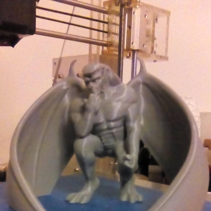 Goliath from Gargoyles