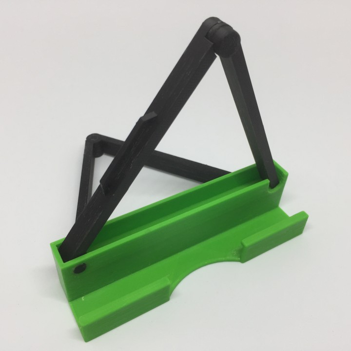 Pocket Folding Tablet/Smartphone Stand