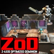 Z.O.D. Terrain Tiles (Core Set)