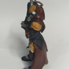 Picture of print of Overwatch - Reaper - Halloween Skin - 75mm scale