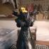 Overwatch - Reaper - Halloween Skin - 75mm scale print image