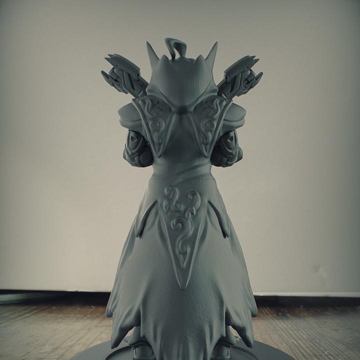 Overwatch - Reaper - Halloween Skin - 75mm scale