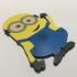 Minion Coaster image
