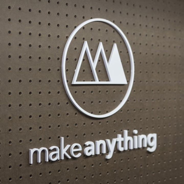 Make Anything Pegboard Logo