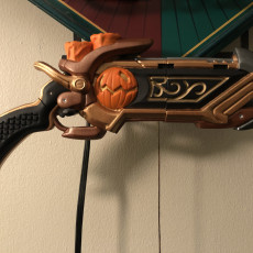 Picture of print of Overwatch - Reaper - Halloween Gun