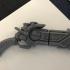 Overwatch - Reaper - Halloween Gun print image