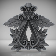 Assassins Creed 2 - Coat of arms wall decoration