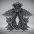 Assassins Creed 2 - Coat of arms wall decoration image