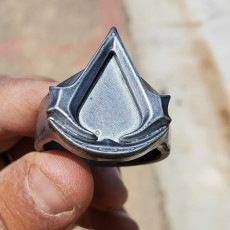 Picture of print of Assassins Creed Ring