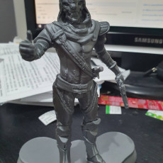 Picture of print of Destiny 2 - Cayde 6 - 75mm Model Questa stampa è stata caricata da Damien Boath