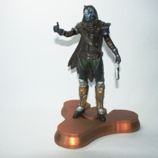 Picture of print of Destiny 2 - Cayde 6 - 75mm Model Questa stampa è stata caricata da Mayckel