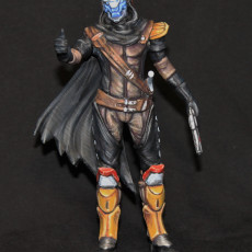 Picture of print of Destiny 2 - Cayde 6 - 75mm Model Questa stampa è stata caricata da Максим Зенцов