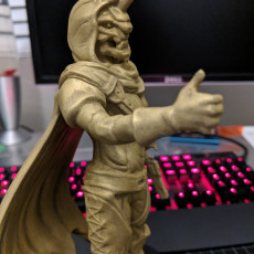 Picture of print of Destiny 2 - Cayde 6 - 75mm Model