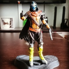 Picture of print of Destiny 2 - Cayde 6 - 75mm Model Questa stampa è stata caricata da Evgeniy Nikolaev