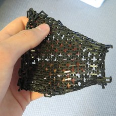 Picture of print of Cubemail Fabric ( + Bowl )