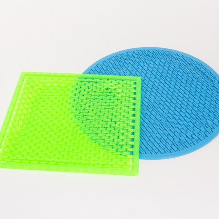 Cubemail Fabric ( + Bowl )