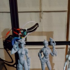 Picture of print of Overwatch - Widowmaker - 75mm Scale Model This print has been uploaded by Steven Yates