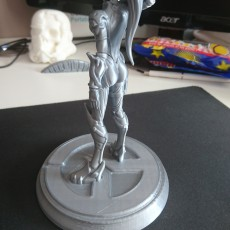 Picture of print of Overwatch - Widowmaker - 75mm Scale Model This print has been uploaded by SKKiLL