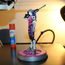 Picture of print of Overwatch - Widowmaker - 75mm Scale Model This print has been uploaded by William J Hatten