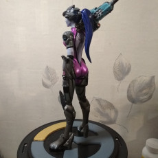 Picture of print of Overwatch - Widowmaker - 75mm Scale Model