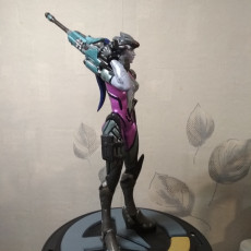 Picture of print of Overwatch - Widowmaker - 75mm Scale Model This print has been uploaded by Mikhail