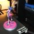 Overwatch - Widowmaker - 75mm Scale Model print image