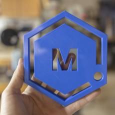 MatterHackers Pegboard Logo