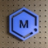 MatterHackers Pegboard Logo image