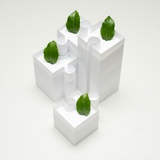 Jigsaw Vase