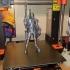 Star Wars - Boba Fett The Bounty Hunter - 75 mm scale model print image