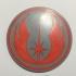 Star Wars Emblem of the Jedi Order Coaster image
