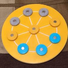 Picture of print of Rota // Roman Board Game