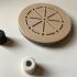 Rota // Roman Board Game print image