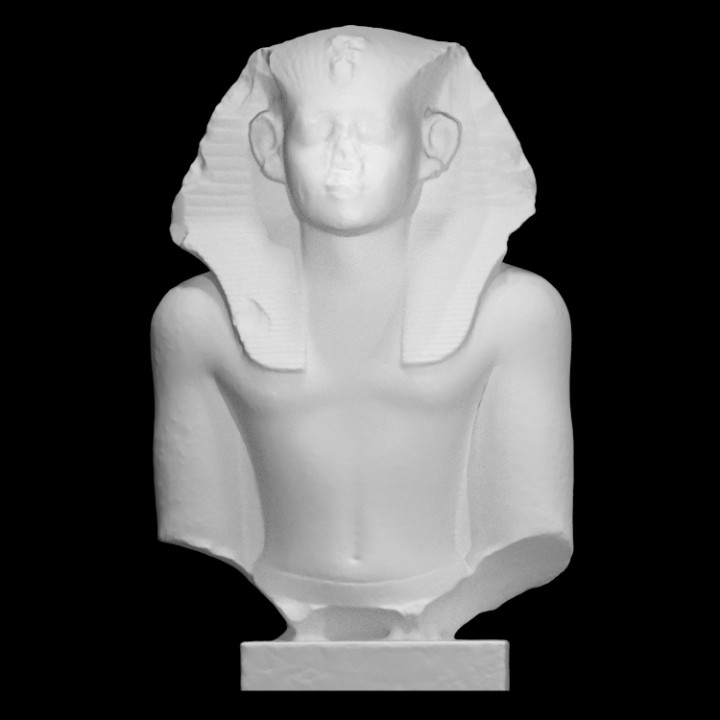Bust of an Egyptian King