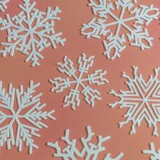 35 Snowflakes