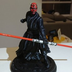 Picture of print of Star Wars - Darth Maul - full character