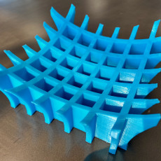 Picture of print of Lattice Bowl