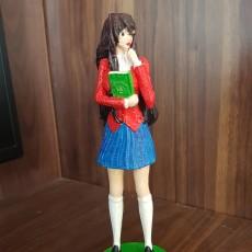 Picture of print of Doki Doki Literature Club - Yuri