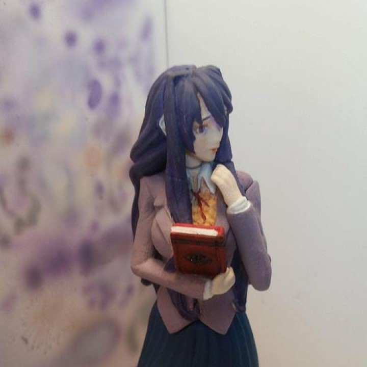 Doki Doki Literature Club - Yuri