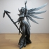 Overwatch - Mercy Full Figure - 30 cm tall image
