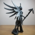 Overwatch - Mercy Full Figure - 30 cm tall image