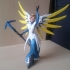 Overwatch - Mercy Full Figure - 30 cm tall print image