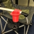 Cup holder for Oztrail Royale camping armchair image