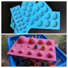 Quilling Templates and Moulds