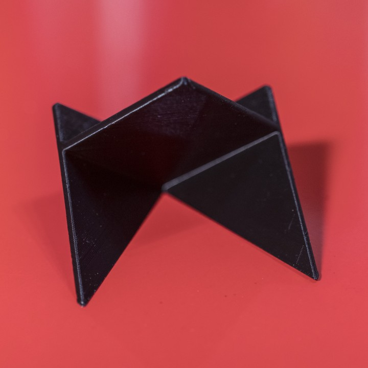 'Origami' Business Card Holder