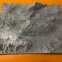 3D Puzzle // Death Valley print image